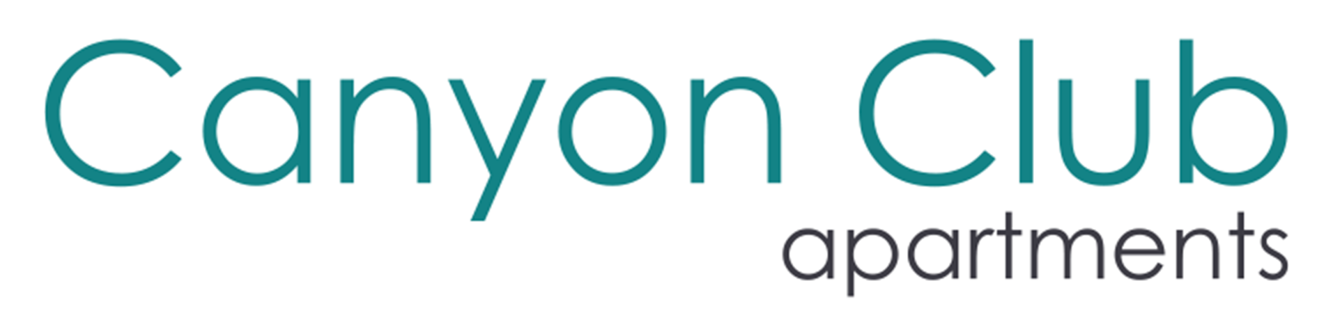 Canyon Club Apartments logo